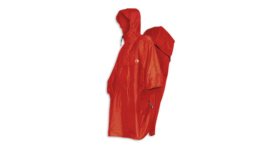 Tatonka Cape Jas Heren XL rood
